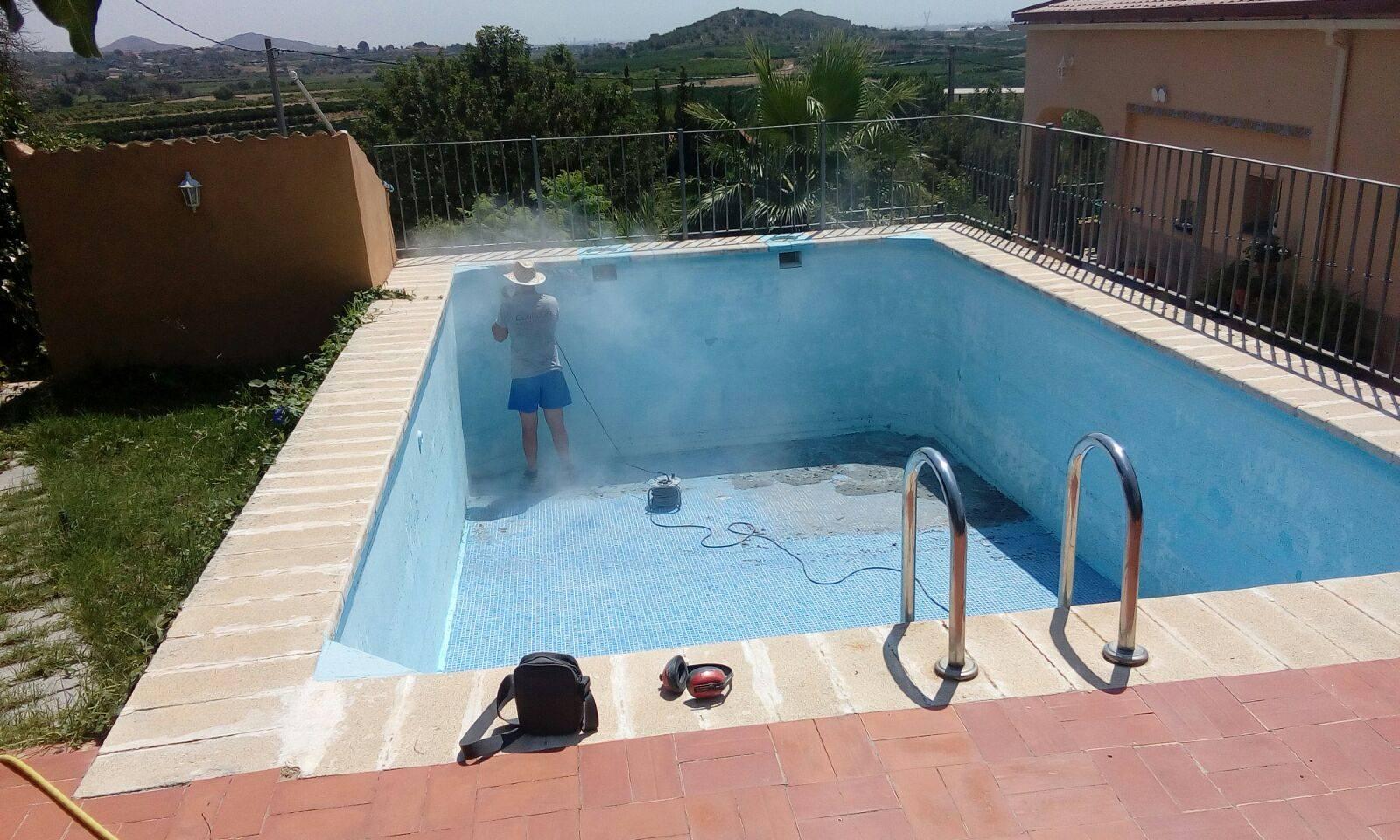 Mantenimiento de piscinas clurjor - Mantenimiento piscinas valencia ...